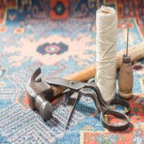 Rug Edging and Binding