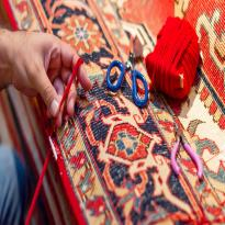 Rug Edging and Binding