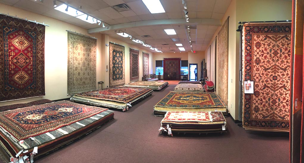 Online rug shopping oriental rug store in nj the rug for Best store to buy rugs