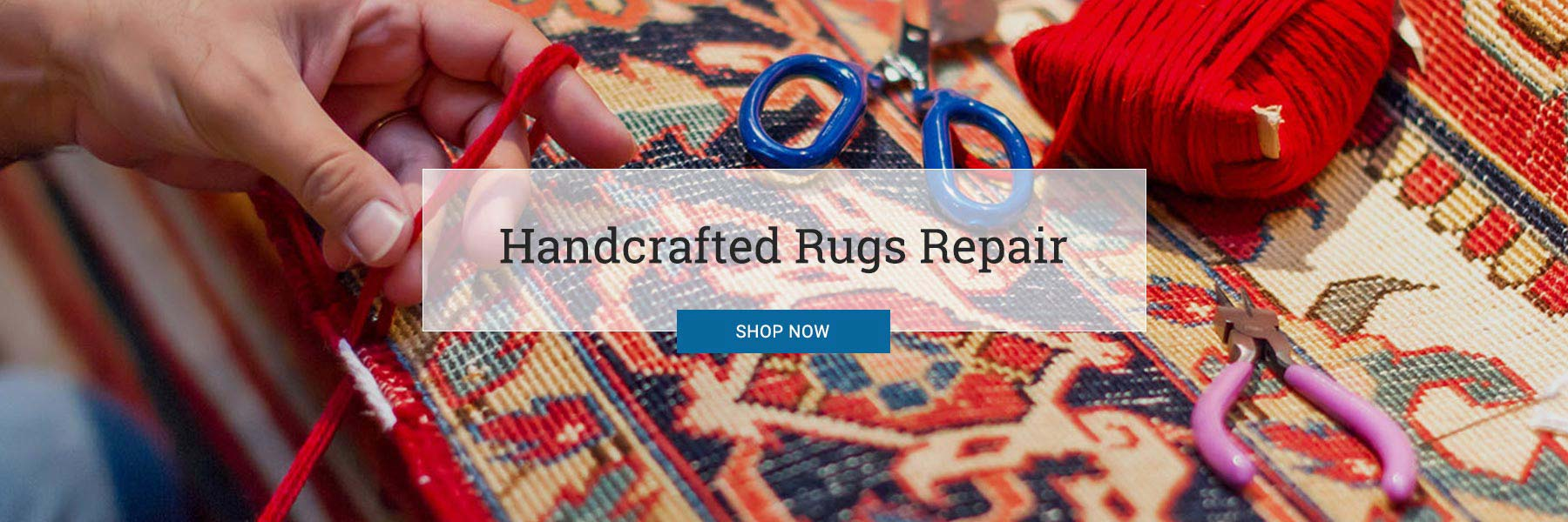 Rug Repair | Rug Restoration | The Rug Shopping