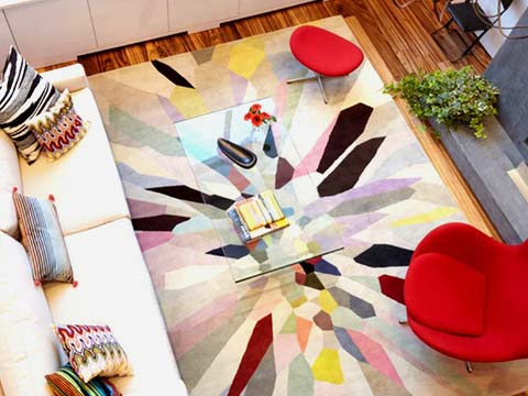 Modern and Contemporary Rugs Store